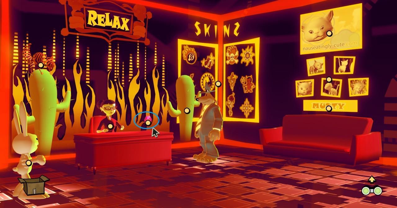 Guía de logros secretos de Sam & Max Save the World