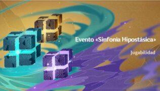 Genshin Impact - Evento Sinfonía Hipostásica ¡Gana muchas Protogemas gratis!