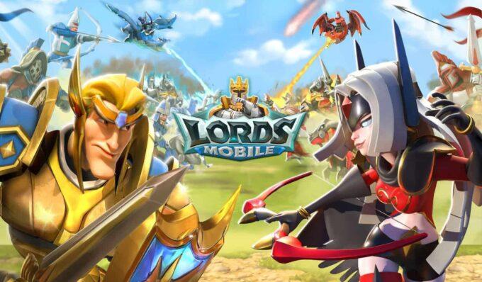 Lords Mobile - Lista de Códigos (Junio 2021)