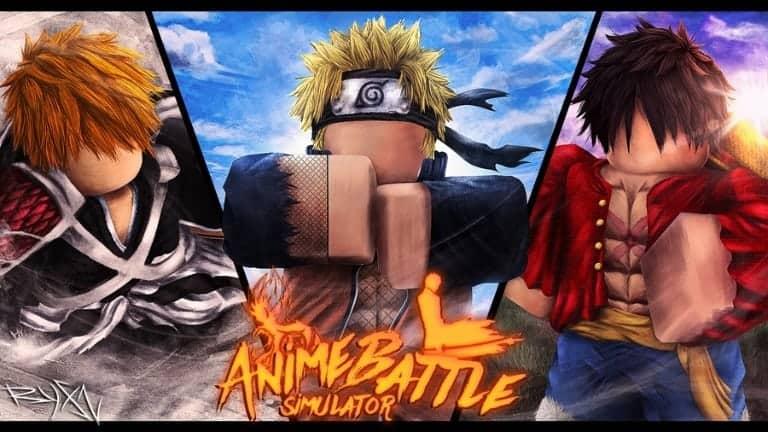 Roblox Anime Battle Simulator Códigos (Abril 2021)