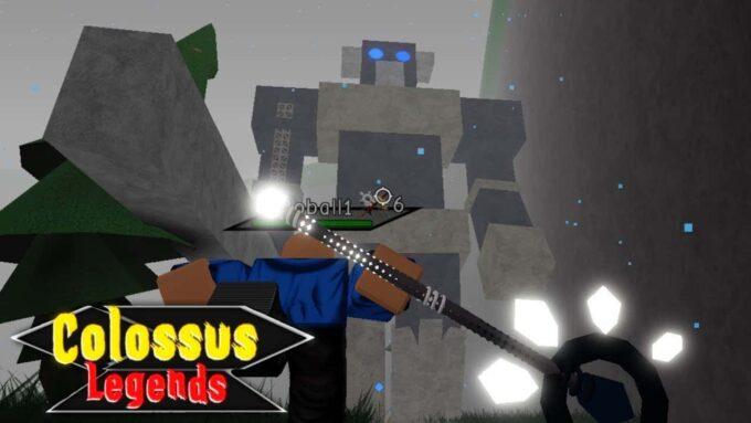 Roblox Colossus Legends - Lista de Códigos (Abril 2021)
