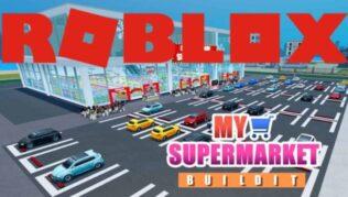 Roblox My Supermarket - Lista de Códigos (Octubre 2021)