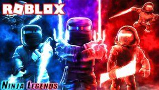 Roblox Ninja Legend - Lista de Códigos (Abril 2021)