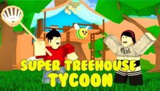 Roblox Super Treehouse Tycoon - Lista de Códigos (Abril 2021)