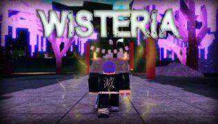 Roblox Wisteria - Lista de Códigos (Julio 2021)