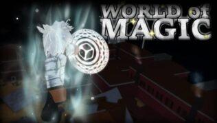 Roblox World of Magic - Lista de Códigos (Abril 2021)