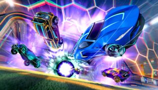 Rocket League - Kodeliste (oktober 2021)