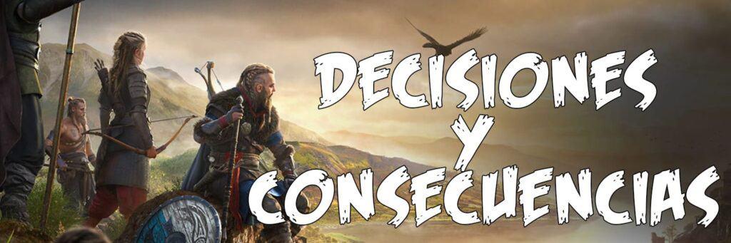 decisões e consequências