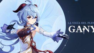 Genshin Impact Ganyu - Talentos, Constelaciones y Material de ascensión
