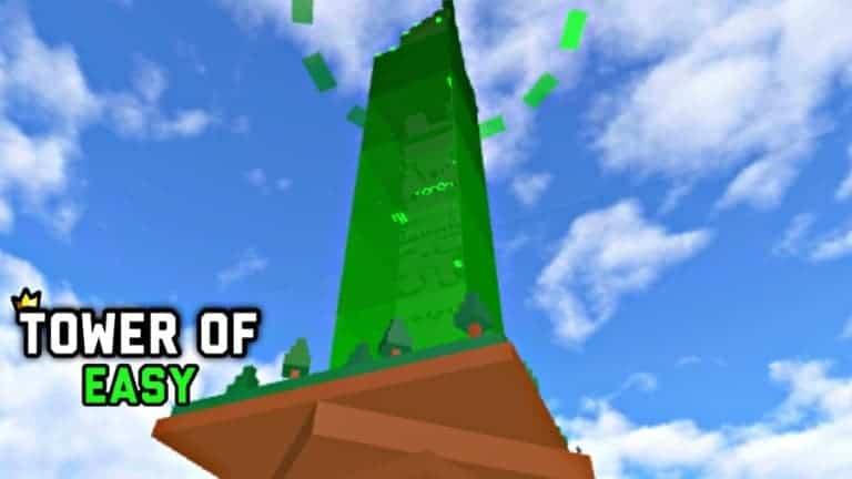 Roblox Tower of Easy - Lista de Códigos (Octubre 2021)