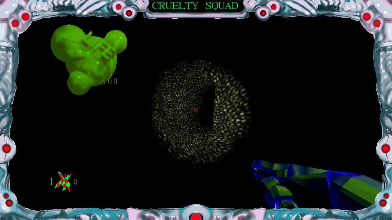Guía de ubicaciones de niveles secretos de Cruelty Squad