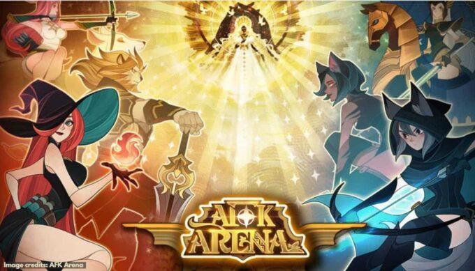 AFK Arena - Lista de Códigos (Julio 2021)