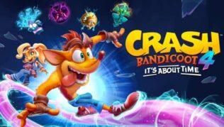 Crash 4 arrive sur les consoles Next-Gen, Commutateur et PC