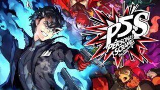 Persona 5 Strikers Cómo arreglar el Antialiasing