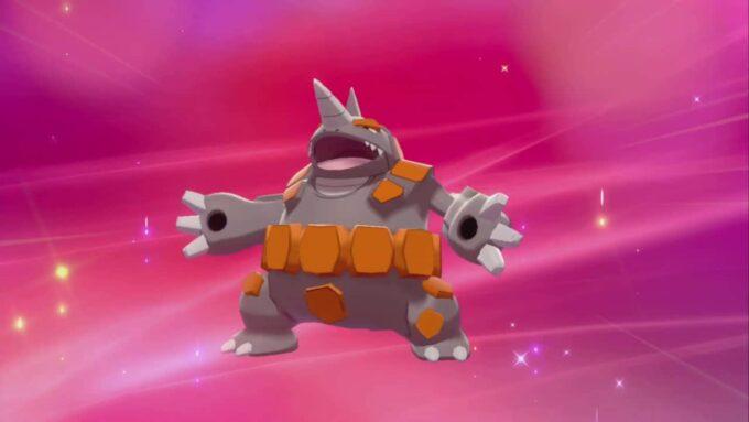 Pokémon Espada y Escudo - Cómo evolucionar a Rhydon