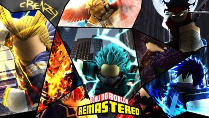 Roblox Boku No Roblox: Remastered - Lista de Códigos (Julio 2021)