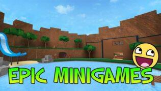 Roblox Epic Minigames - Lista de Códigos (Abril 2021)