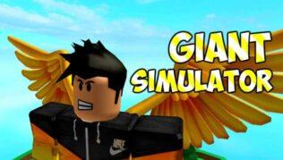Roblox Giant Simulator - Lista de Códigos (Abril 2021)