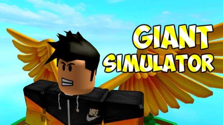 Roblox Giant Simulator - Lista de Códigos (Julio 2021)