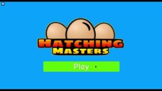 Roblox Hatching Masters - Lista de Códigos (Abril 2021)