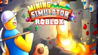 Roblox Mining Simulator - Lista de Códigos (Julio 2021)