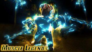 Roblox Muscle Legends - Lista de Códigos (Marzo 2021)