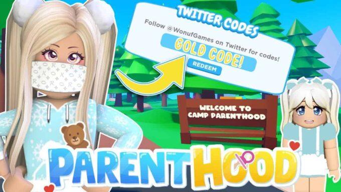 Roblox Parenthood - Lista de Códigos (Julio 2021)