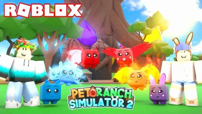 Roblox Pet Ranch Simulator 2 - Lista de Códigos (Abril 2021)