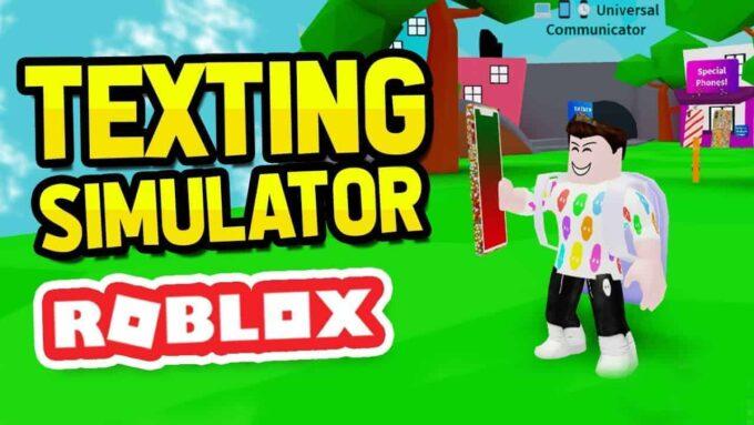 Roblox Texting Simulator - Lista de Códigos (Junio 2021)