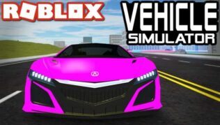 Roblox Vehicle Simulator - Lista de Códigos (Abril 2021)