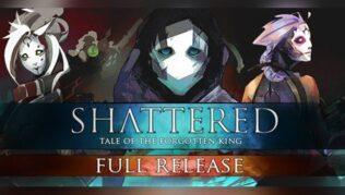 Shattered – Tale of the Forgotten King Lagringsguide for lagrede filer