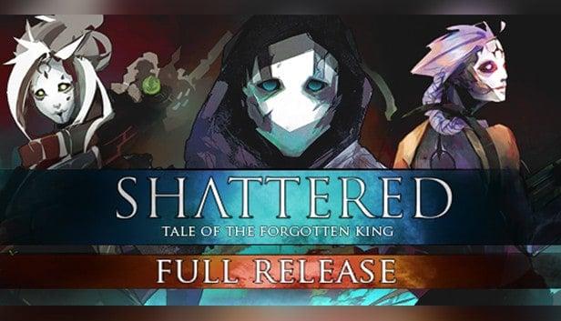 Shattered – Tale of the Forgotten King Guía de ubicación de los archivos guardados