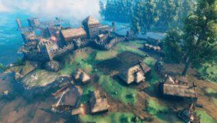 Valheim - Cómo construir tu primera casa o refugio 3