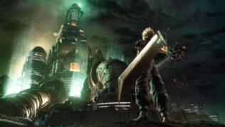 今週末は Final Fantasy VII