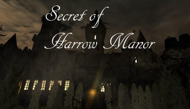 Secret of Harrow Manor Recorrido de la campaña cooperativa