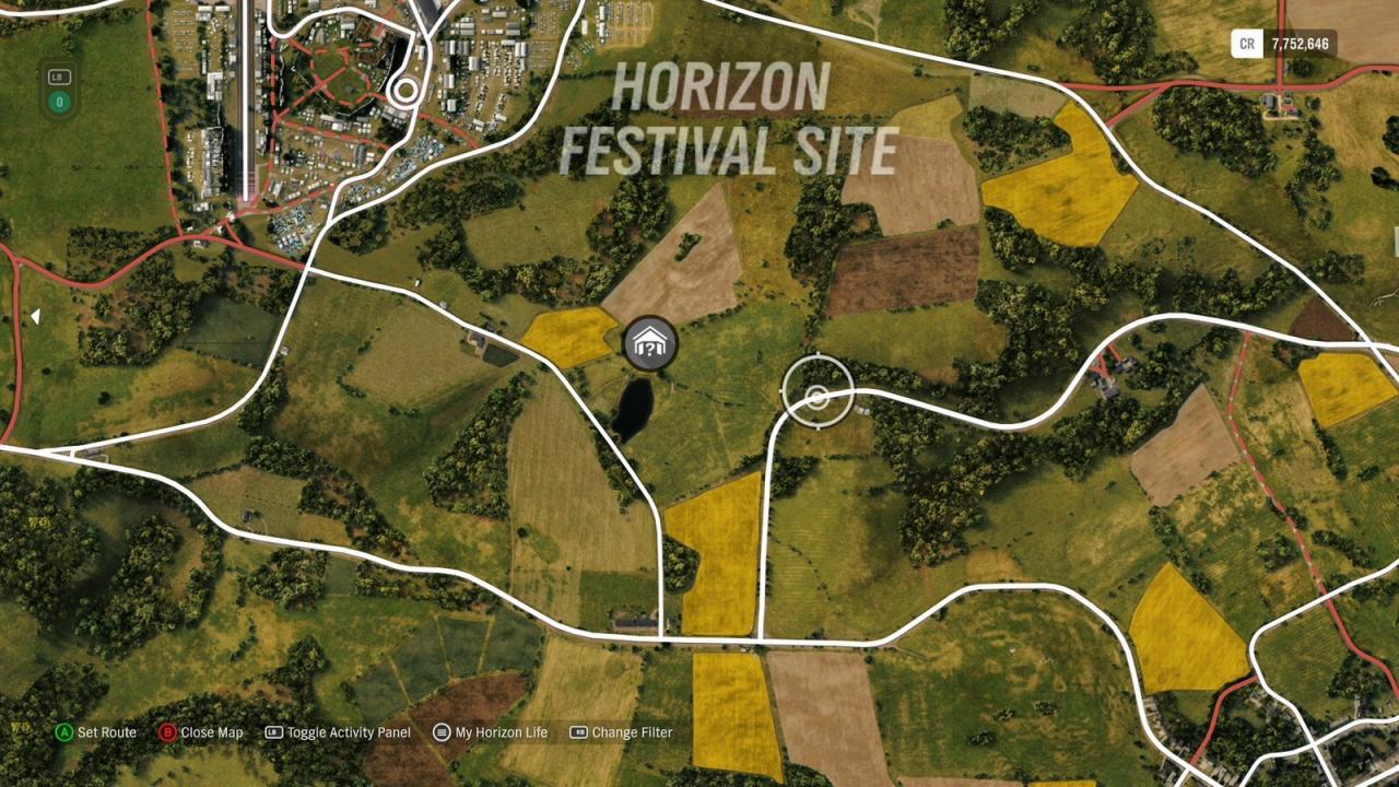 Guía completa de ubicaciones de graneros de Forza Horizon 4