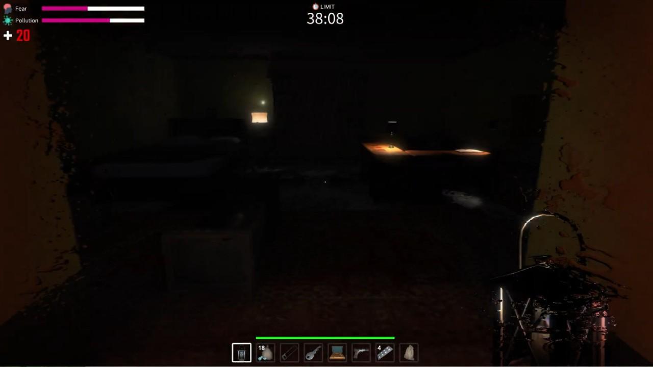 44 minutos en la guía completa de Nightmare sobre el progreso y el escape