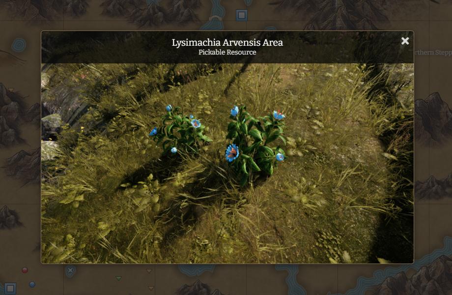 Guía de mapas de Mortal Online 2 (localiza recursos, ciudades, criaturas y mazmorras)