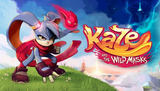Kaze and the Wild Masks Saltos en el nivel bonus de la segunda isla