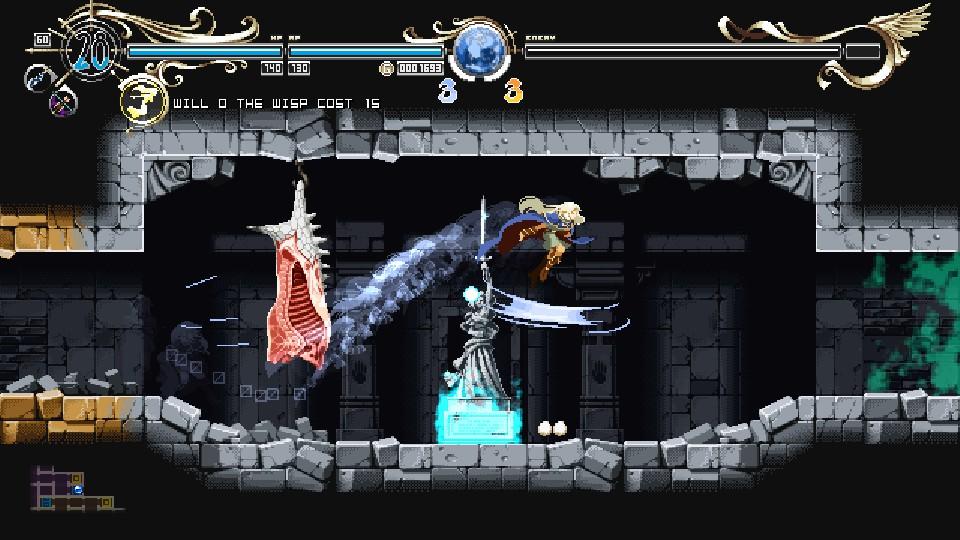 Registro de Lodoss War-Deedlit en Wonder Labyrinth: modo HP1 y modo Todas las habilidades