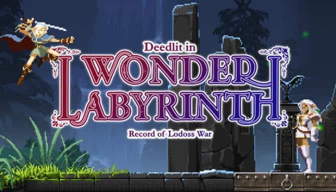 Record of Lodoss War: Deedlit in Wonder Labyrinth - Modo HP1 y Modo Todas las Habilidades