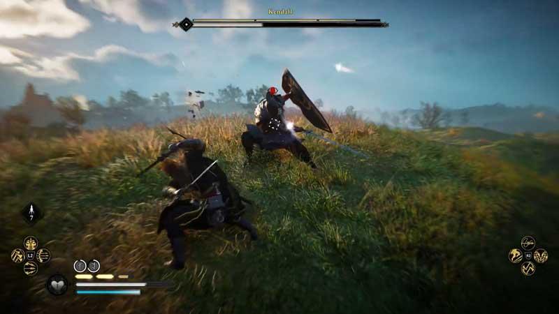 Assassin's Creed Valhalla - Cómo derrotar a Kendall