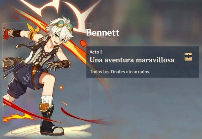 Genshin Impact Todos los recuerdos en el encuentro con Bennett: Una aventura maravillosa