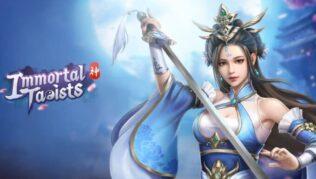 Immortal Taoists - Lista de Códigos Julio 2021