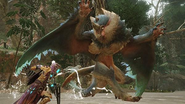 Monster Hunter Rise - Cómo conseguir Gema Wyvern Pájaro