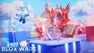 Roblox Blox Wars - Lista de Códigos Abril 2021