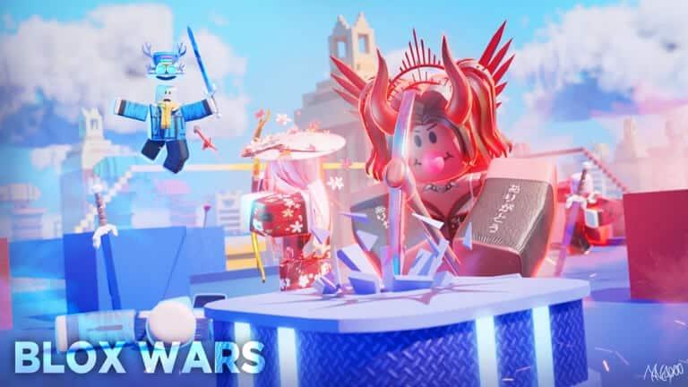 Roblox Blox Wars - Lista de Códigos Octubre 2021