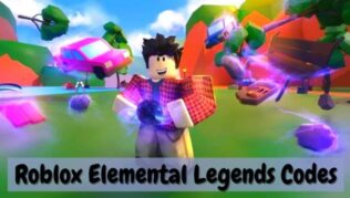 Roblox Elemental Legends - Lista de Codigos Abril 2021