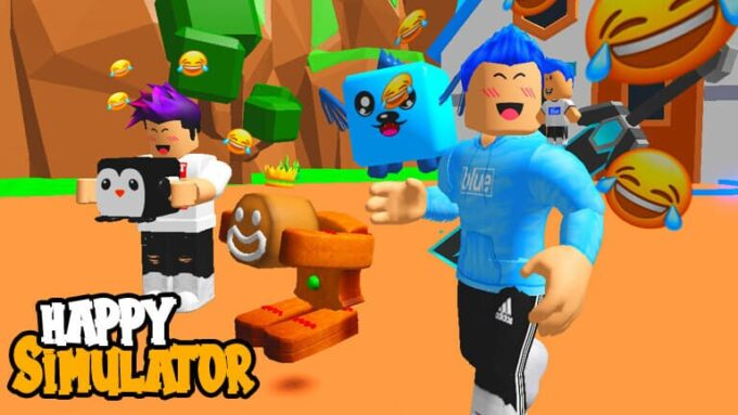 Roblox Happy Simulator - Lista de Códigos Abril 2021