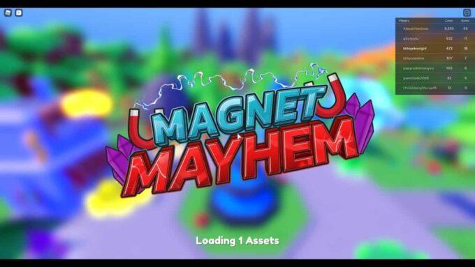 Roblox Magnet Mayhem – Lista de Códigos Abril 2021